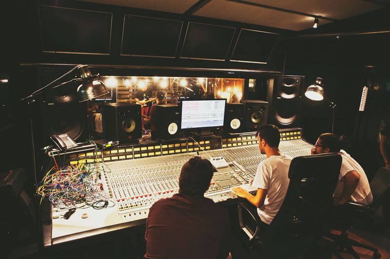 WIN! Recording Package from The Grove Studios
